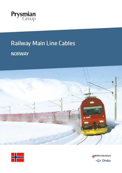 Ny katalog jernbanekabler