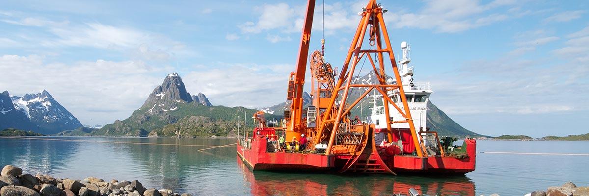 Prysmian Group Norge sikrer viktig prosjektleveranse med ny kabelteknologi