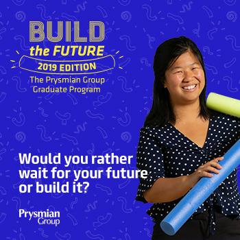 Bli med å bygge fremtiden