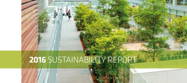 Bærekraftsrapport