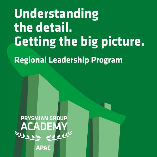 Regional Leadership Program APAC