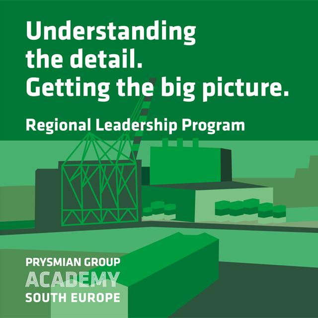 Regional Leadership Program South Europe