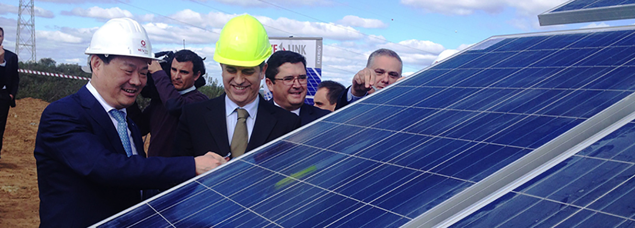 Prysmian signerer avtale med kinesisk EPC CTIEC og irsk WElink for levering av kabler til en solpark i Portugal